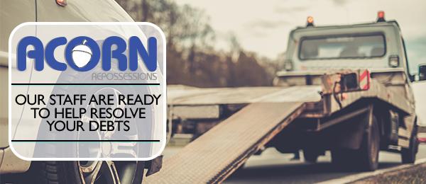 Acorn Repossession Vehicles Brisbane